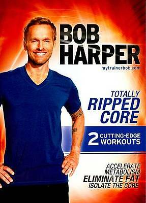 Bob Harper: Totally Ripped Core (DVD, 2011) • 5.74£