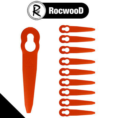 £3.95 • Buy PolyCut 2-2 Blades ALM Fits Stihl FSA 45 Strimmer Trimmer 10 Pack ST089