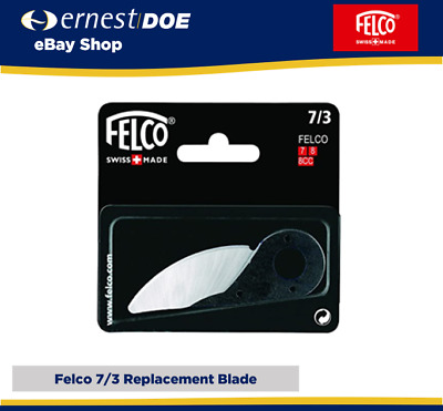 Felco Secateurs Cutting Blade 7/3 - For Model 7 And Model 8 - New And Sealed • 13.49£