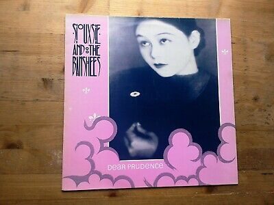 Siouxsie & The Banshees Dear Prudence Very Good 12  Single Vinyl Record SHEX4 • 10£