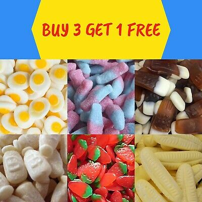 Pick & Mix Sweets - Retro Sweets - Traditional Sweets - Pick N Mix - 2000 Sold!! • 3.66£
