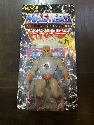 $30 • Buy Masters Of The Universe Transforming He-Man