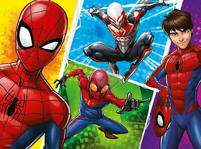 Trefl Disney Marvel 30 Piece Jigsaw Puzzle For Kids Spider-Man And Miguel • 5.98£