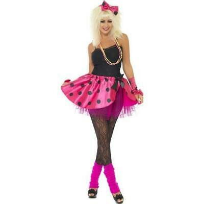 AU24.31 • Buy 1980's Pink Tutu Instant Kit Fancy Dress Costume