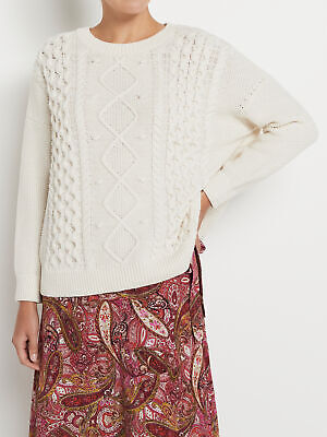 View Details Sussan Statement Cable Knit Pullover • 44.98AU