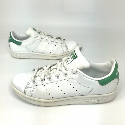 $ CDN19.99 • Buy Adidas Originals Stan Smith White Green M20324 Casual Shoes Women's Size 4.5 US