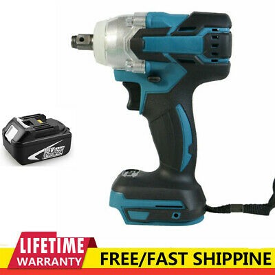 For Makita DTW285Z 18V LXT Brushless Impact Wrench 1/2 In Square Drive Body Only • 55.40£