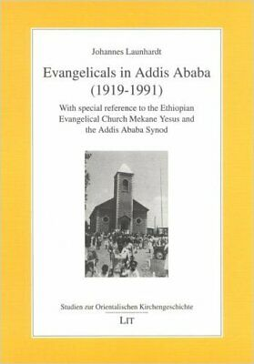 Evangelicals In Addis Ababa (1919-1991) - 9783825877910 • 20.06£