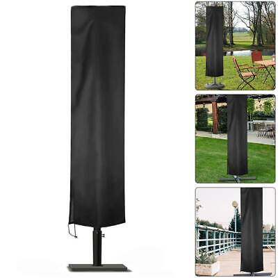 AU25.73 • Buy Parasol Umbrella Cover Rain Waterproof Cantilever Outdoor Garden Patio Shield AU