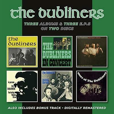 £12.74 • Buy The Dubliners - The Dubliners/In Concert/Finnegan Wakes/In Person + Ma (NEW 2CD)
