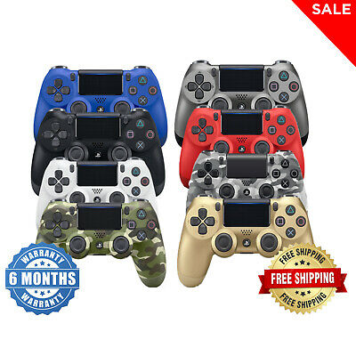 AU79.99 • Buy Offical Sony PlayStation PS4 Dualshock 4 Wireless Controller Refurbished