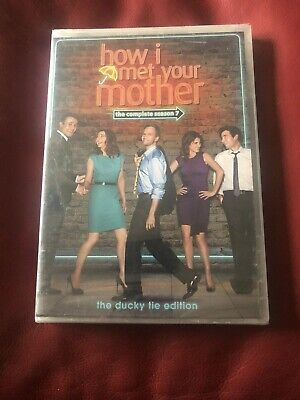 $4.99 • Buy How I Met Your Mother: The Complete Season 7 DVD, 2012, 3-Disc Set SEALED