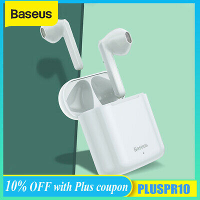 AU29.99 • Buy Baseus Wireless Bluetooth 5.0 Headsets Earphones Universal HD Earbuds Headphones