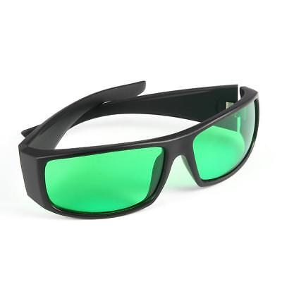LED Grow Light Glasses Indoor Hydroponic Room Plant Visual Eye Protection UV NG • 12.66£
