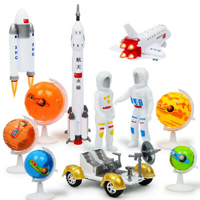 Space Exploration Toy Set Rocket Planet Model Children Educational Toys • 7.79£