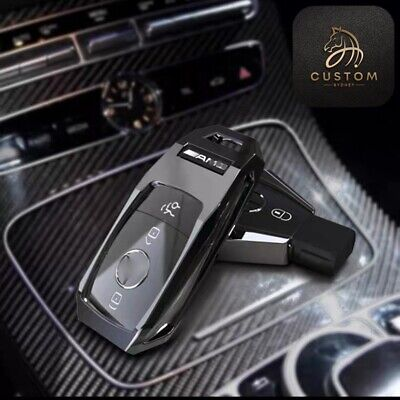 AU68 • Buy Mercedes AMG Badge Key Cover For All Modes