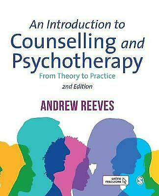 An Introduction To Counselling And Psychotherapy - 9781526423856 • 26.36£