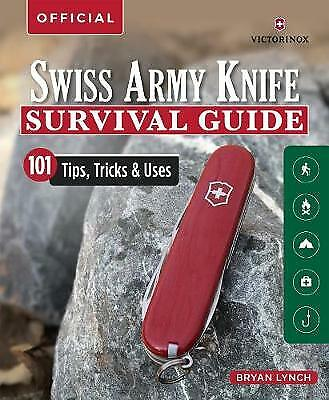 Victorinox Swiss Army Knife Camping & Outdoor Survival Guide - 9781565239951 • 7.61£