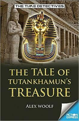 The Tale Of Tutankhamun's Treasure - 9781783226016 • 6.62£