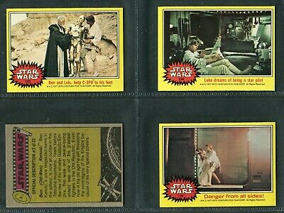 £1.49 • Buy TOPPS CHEWING GUM 1977  STAR WARS (Yellow Border)  133 TO 198 - PICK YOUR CARD