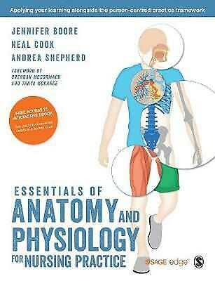 Essentials Of Anatomy And Physiology For Nursing Practice - 9781473902589 • 61.91£