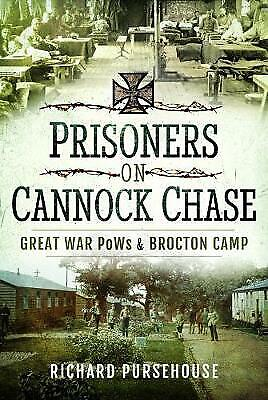 Prisoners On Cannock Chase - 9781526728258 • 12.60£