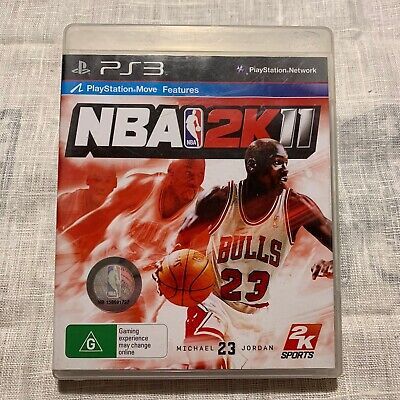 AU14.95 • Buy NBA 2K11 PS3 PlayStation 3 Game 🇦🇺 Seller Oz