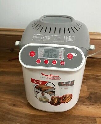 View Details Bread Maker Machine Moulinex Ow3501 • 95.00£
