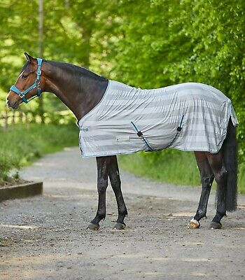 £22 • Buy Waldhausen Horse Fly Rug Fly Sheet For Pony Shetland In 3 Colours