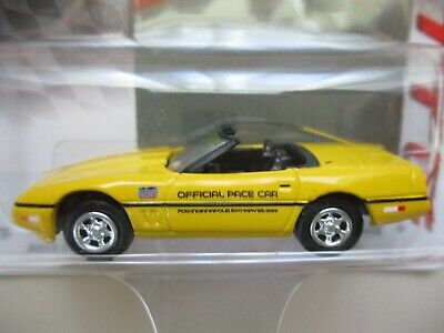 $9.85 • Buy Johnny Lightning - 50 Years Of Corvette - Chevrolet 1986 Indy 500 Pace Car