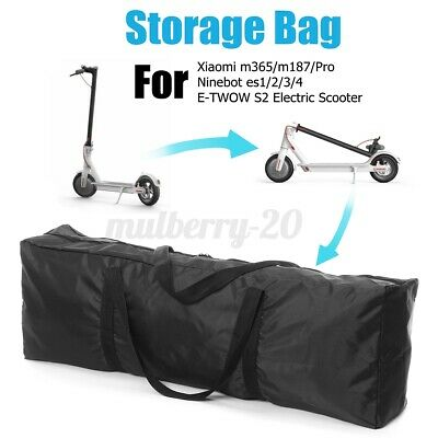 AU23.97 • Buy ❤ Waterproof Storage Carry Bag For Xiaomi M365/Ninebot ES1/ES2 Electric Scooter
