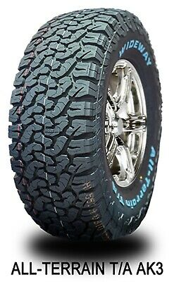 AU175 • Buy LT 265/75R16 Powerway AK3 *XTREME ON/OFF-ROAD ALL TERRAIN A/T AT 4X4 TYRE* MRM5