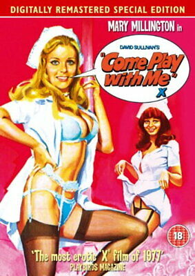 Come Play With Me (1977) [New DVD] • 9.19£