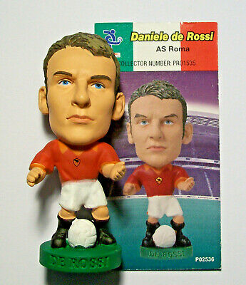 Prostars AS ROMA (HOME) DE ROSSI, PRO1535 Loose With Card LWC - From Multipack • 3.99£
