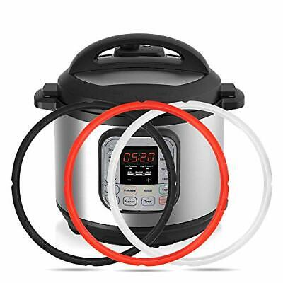 $16.26 • Buy Mocoosy Silicone Sealing Ring For Instant Pot 8 Qt, Instapot Seal Ring 8 Quart,