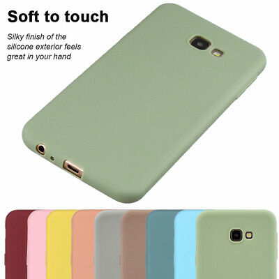 AU4.64 • Buy New For Samsung J4 J6 Plus A7 2018 Soft Silicone TPU Matte Back Case Phone Cover