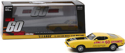 £26.41 • Buy Greenlight 86571 1/43 Gone In Sixty Seconds (1974) 1973 Ford Mustang Mach 1