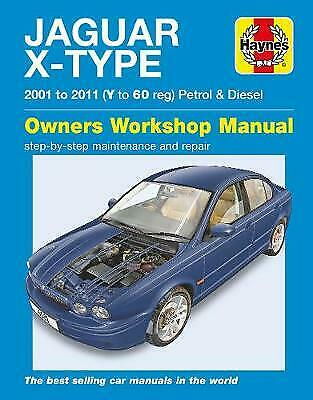 Jaguar X-Type Service And Repair Manual - 9781785210082 • 15.80£