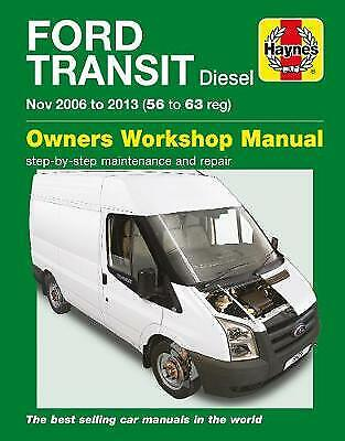 Ford Transit Diesel Service And Repair Manual - 9781785210228 • 19.76£