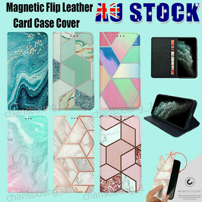 AU8.98 • Buy IPhone SE 2 2020 7/8/7 PLUS Leather Wallet Case Magnetic Stand Card Flip Cover