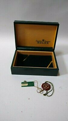 $ CDN171.37 • Buy Vintage Genuine Rolex Watch  Box Case Tag  68.00.2 /0519790001