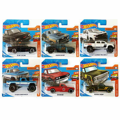 Hot Wheels 2020 Hot Trucks 1:64 Vehicles *CHOOSE YOUR FAVOURITE* • 3.99£