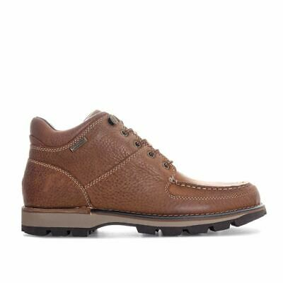 Men's Rockport Umbwe II Lace Up Cushioned Chukka Boots In Brown • 73.94£