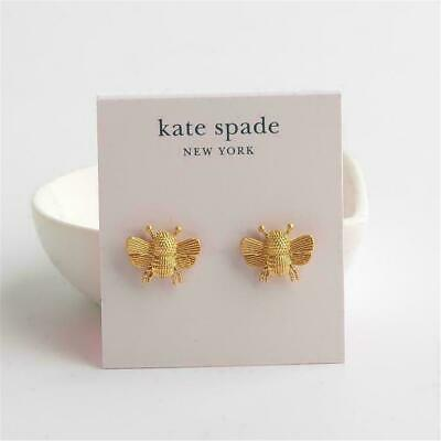 $ CDN25.05 • Buy Kate Spade Golden Bee Earrings