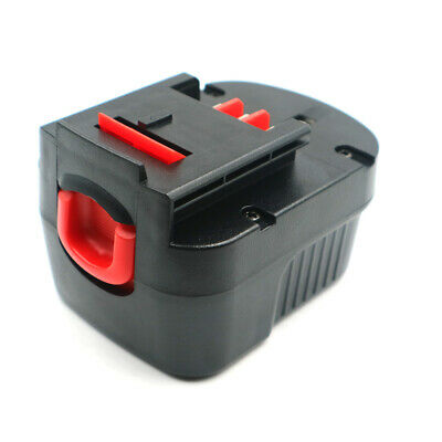 HSC Battery For Black Decker Battery 12V, 3000mAh NI-MH  Fit A12 A12-XJ A12EX • 40.08£