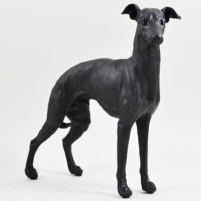 Standing Greyhound Figurine Statue Sculpture Dog Whippet Ornament NEW IN • 21.95£