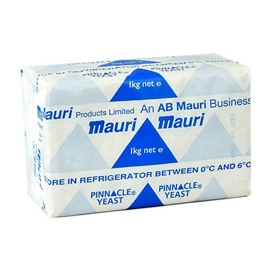 ✅ PROFESSIONAL MAURI FRESH BAKERS YEAST 50g 100g  225g Or 1kg – 1st Class P&P ✅ • 3.98£
