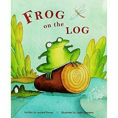£2.79 • Buy Large Childrens Bedtime Story Frog On The Log Animal Fun Picture Book Kids 1706