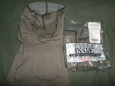 $4.26 • Buy Us Military 2 Elite Issue Performance Hoods 1 Sealed 1 Gentley Used