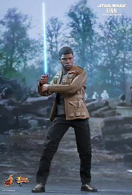 AU199.99 • Buy STAR WARS: The Force Awakens - Finn 1/6th Scale Action Figure MMS345 (Hot Toys)
